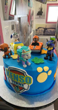 Load image into Gallery viewer, Paw Patrol Cake
