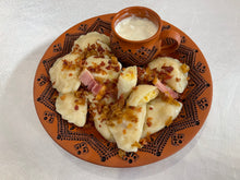 Load image into Gallery viewer, Perogies (Varenykyky) Potato, Cheddar Cheese, Bacon, Onion