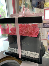 Load image into Gallery viewer, Flowers Cake Box