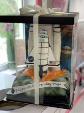 Load image into Gallery viewer, 3D Cake NASA
