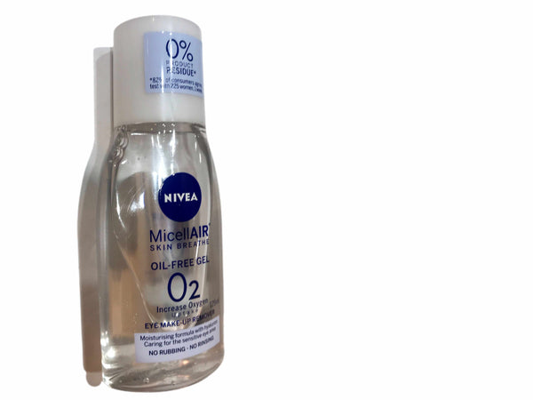 NIVEA 125mL Eye make-up remover-makeup removeruniqqy