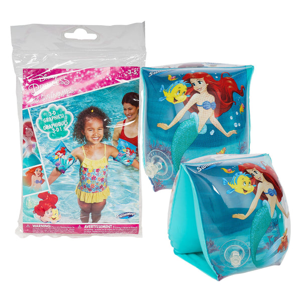 2 piece Ariel 3D Arm Floaties