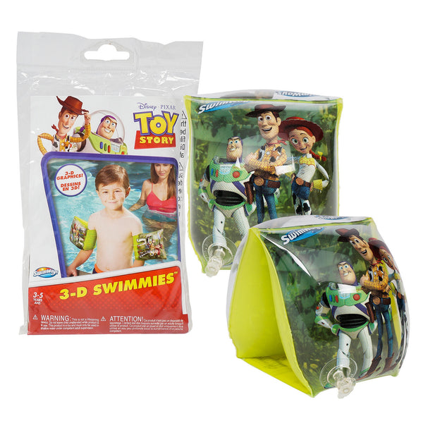 2 piece Toy Story 3D Arm Floaties