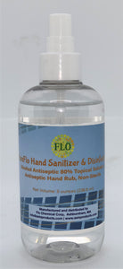 PureFlo Hand Sanitizer 8 ounce Spray