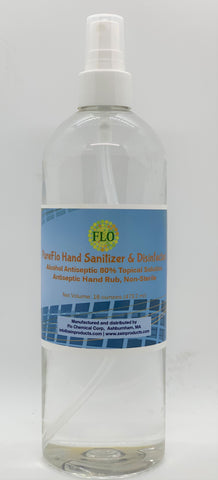 PureFlo Hand Sanitizer 16-ounce Spray