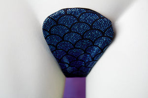 showgirl c string in sparkly mermaid fabrics