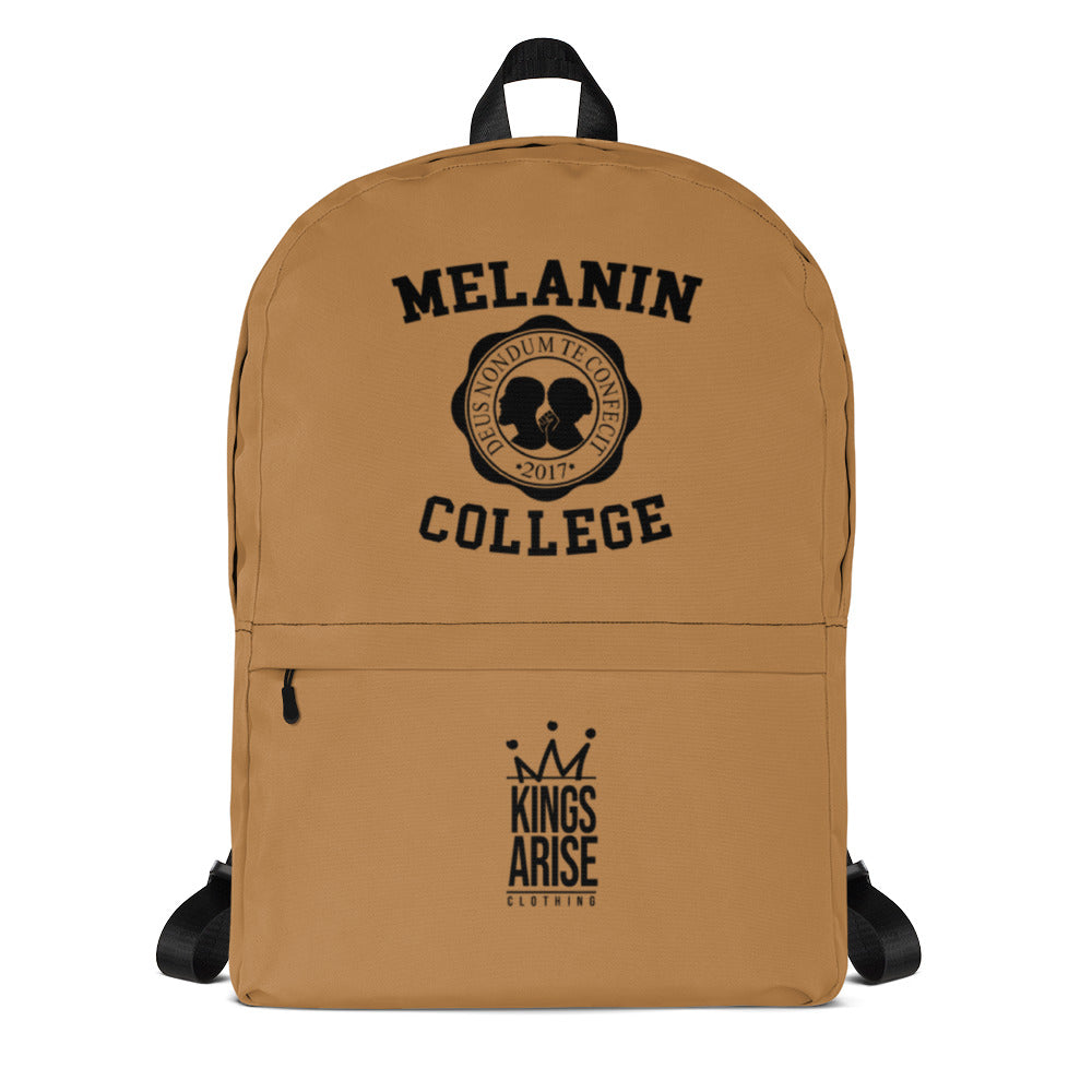 Melanin College Backpack (BHM Limited Edition)