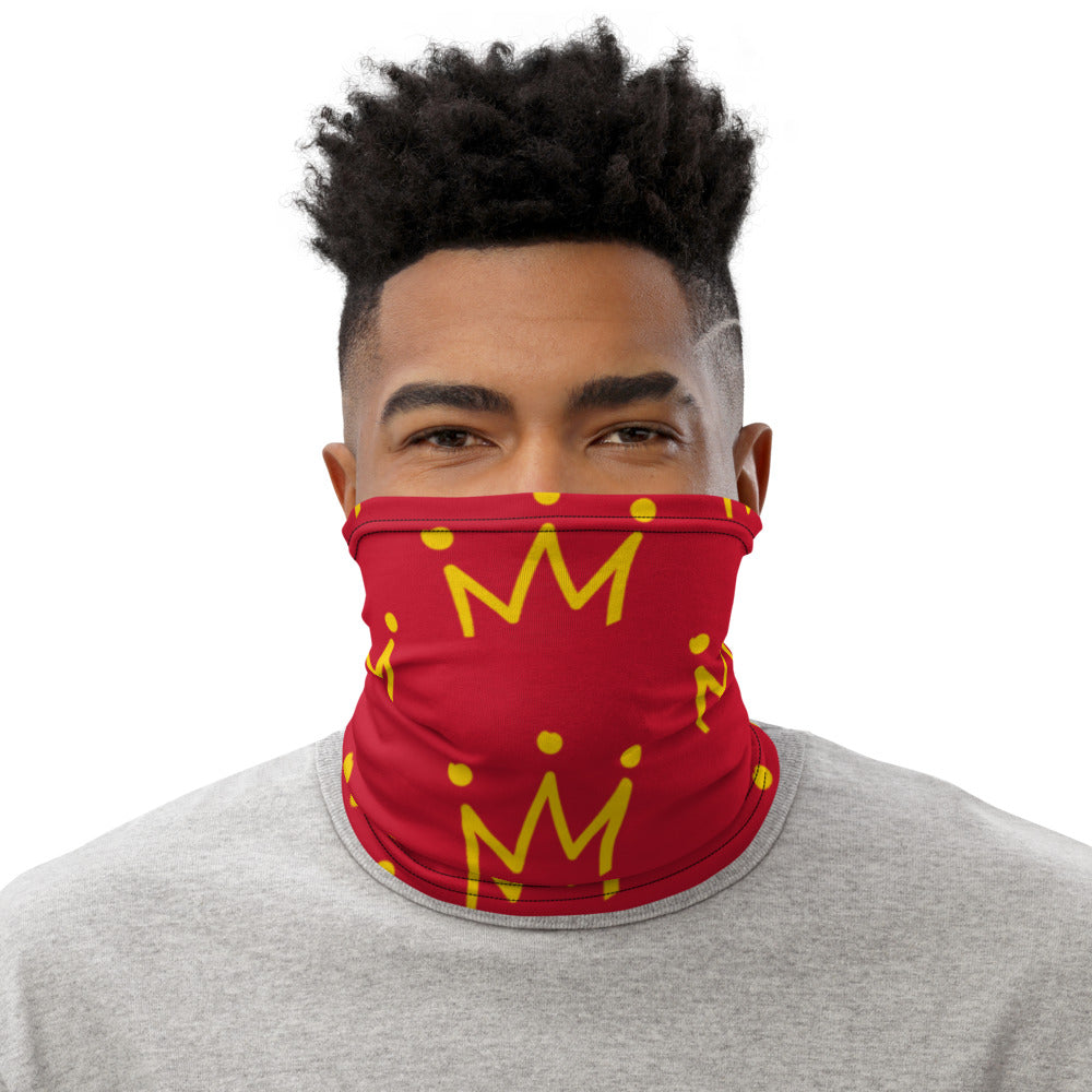 KA Signature Crown Neck Gaiter