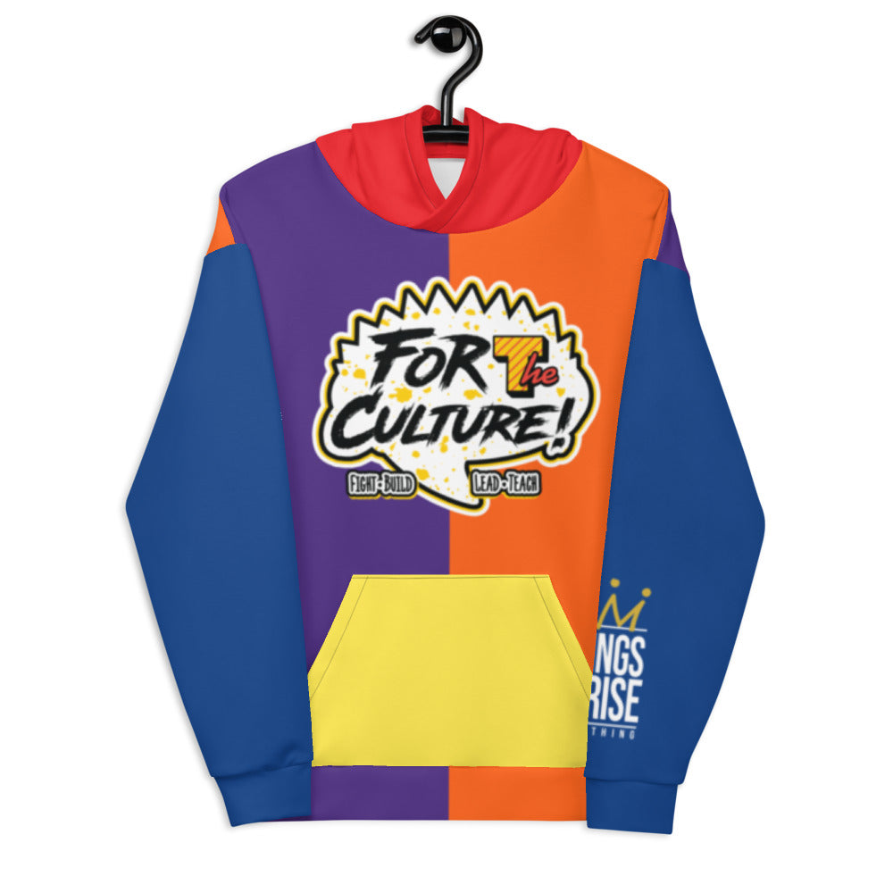 For The Culture Unisex Hoodie (BHM Limited Edition)