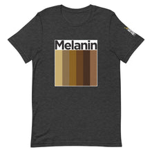 Load image into Gallery viewer, Melanin Polaroid Short-Sleeve Unisex T-Shirt