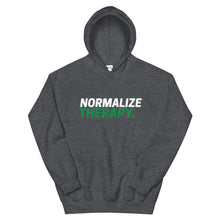 Load image into Gallery viewer, Normalize Therapy Unisex Hoodie