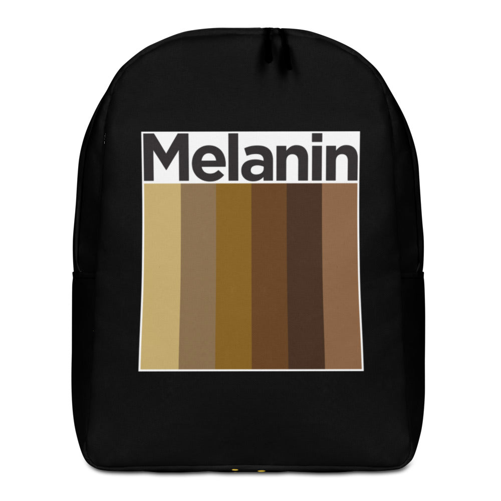 Melanin Minimalist Backpack