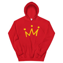 Load image into Gallery viewer, KA Signature Crown Unisex Hoodie