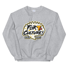 Load image into Gallery viewer, For The Culture Unisex Sweatshirt