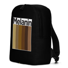 Load image into Gallery viewer, Melanin Minimalist Backpack