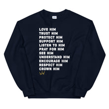 Load image into Gallery viewer, Him Unisex Sweatshirt