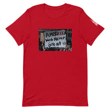 Load image into Gallery viewer, Amerikkka Was Never Great Short-Sleeve Unisex T-Shirt