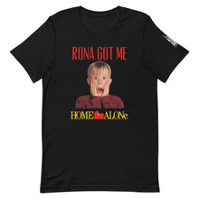 Load image into Gallery viewer, Home Alone Short-Sleeve Unisex T-Shirt