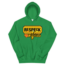 Load image into Gallery viewer, Respeck My Melanin Unisex Hoodie