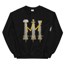Load image into Gallery viewer, Crown & Pillars Unisex Sweatshirt