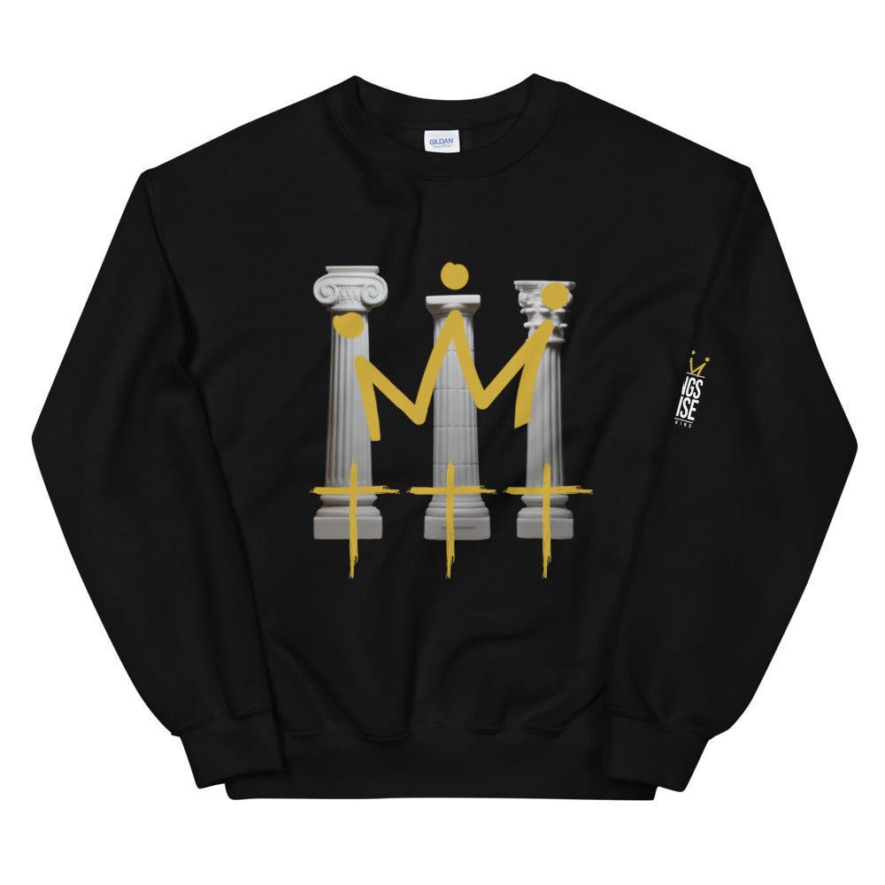 Crown & Pillars Unisex Sweatshirt