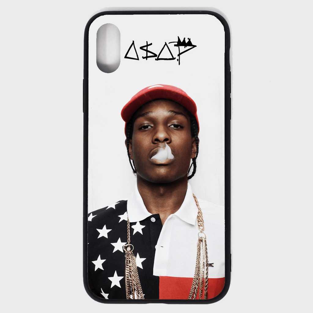 ASAP Rocky French Inhale iPhone Case - Cloud Accessories, LLC