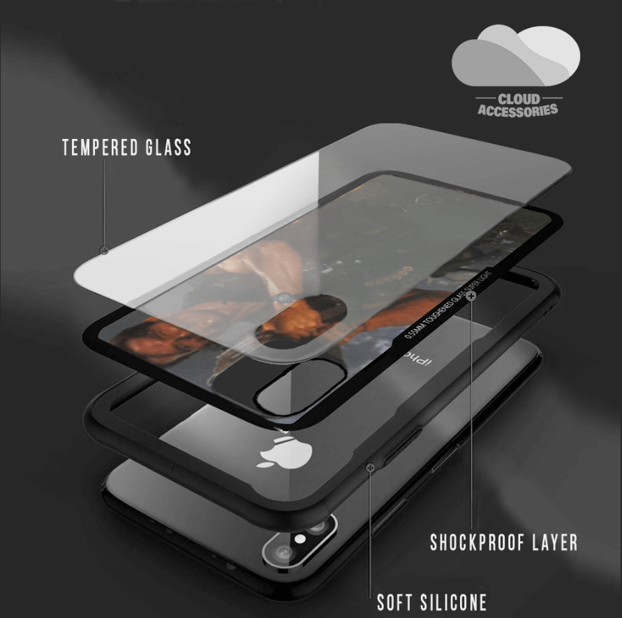 Arnold Schwarzenegger iPhone Case - Cloud Accessories, LLC