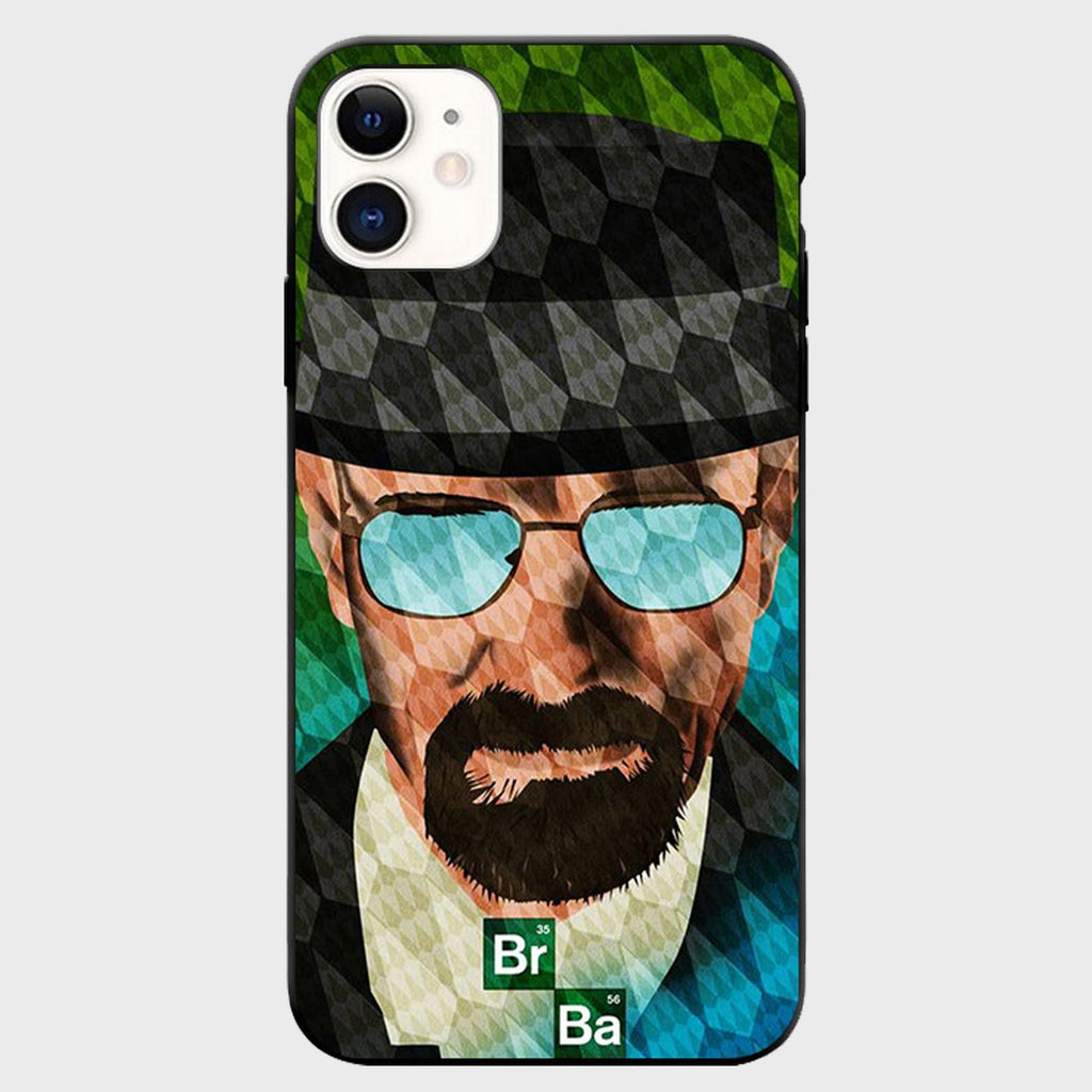 Breaking Bad Heisenberg iPhone Case - Cloud Accessories, LLC