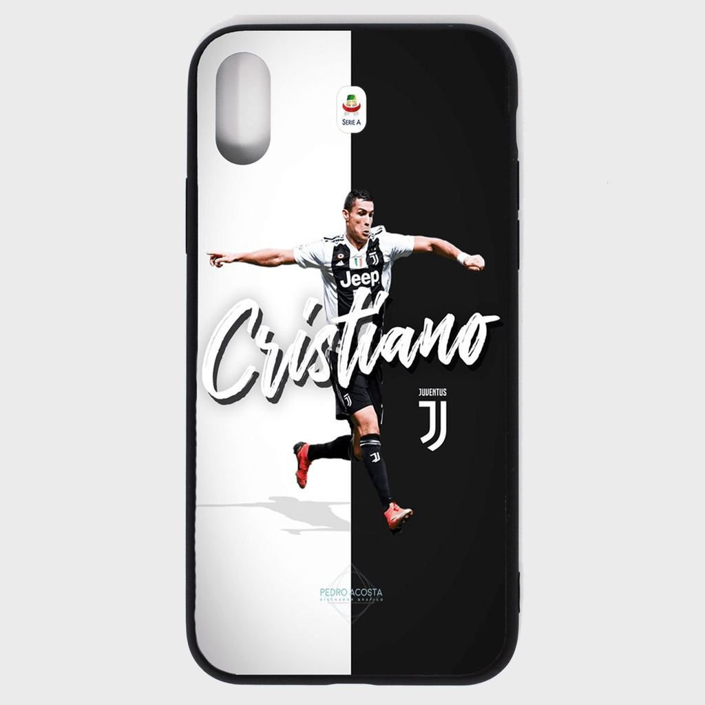 Christiano Ronaldo iPhone Case - Cloud Accessories, LLC