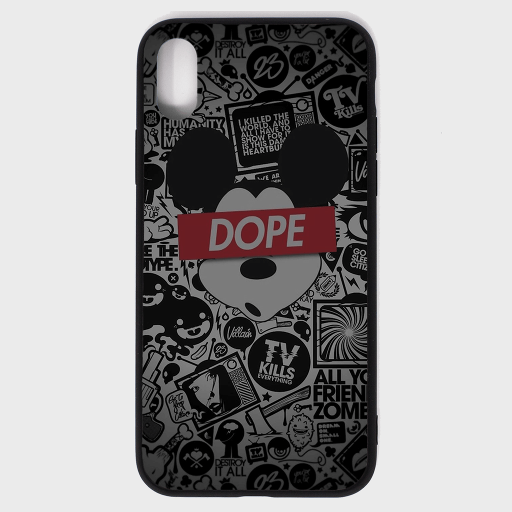 Dope Mickey iPhone Case - Cloud Accessories, LLC