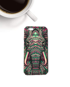 Elephant iPhone Case (Glows in the Dark) - Cloud Accessories, LLC