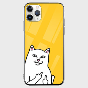 Don't Fuck With Cats iPhone Case - Cloud Accessories, LLC