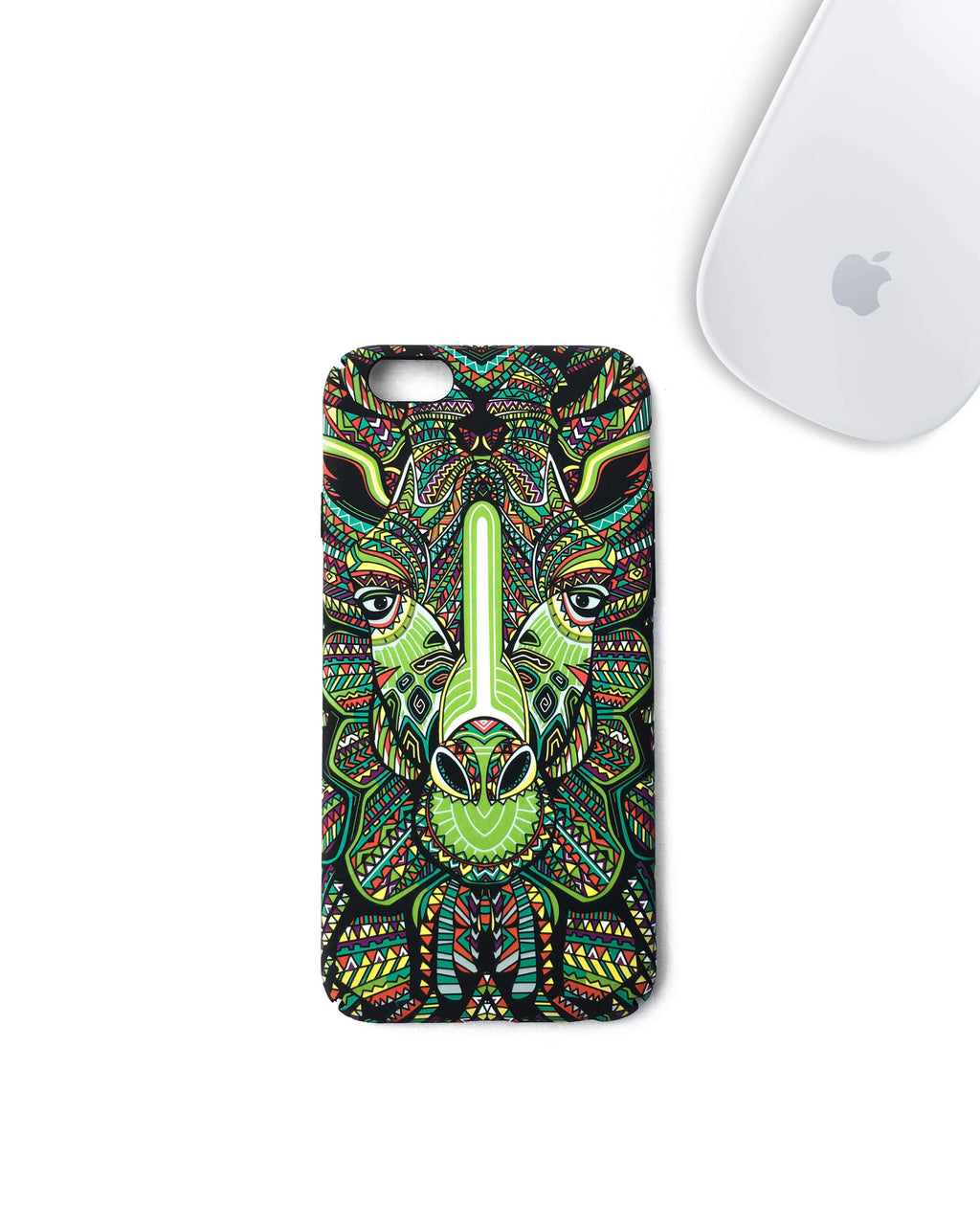 Giraffe iPhone Case (Glows in the Dark) - Cloud Accessories, LLC