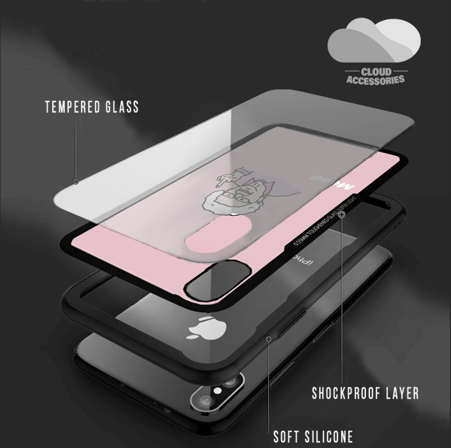 Grandma Mood iPhone Case - Cloud Accessories, LLC