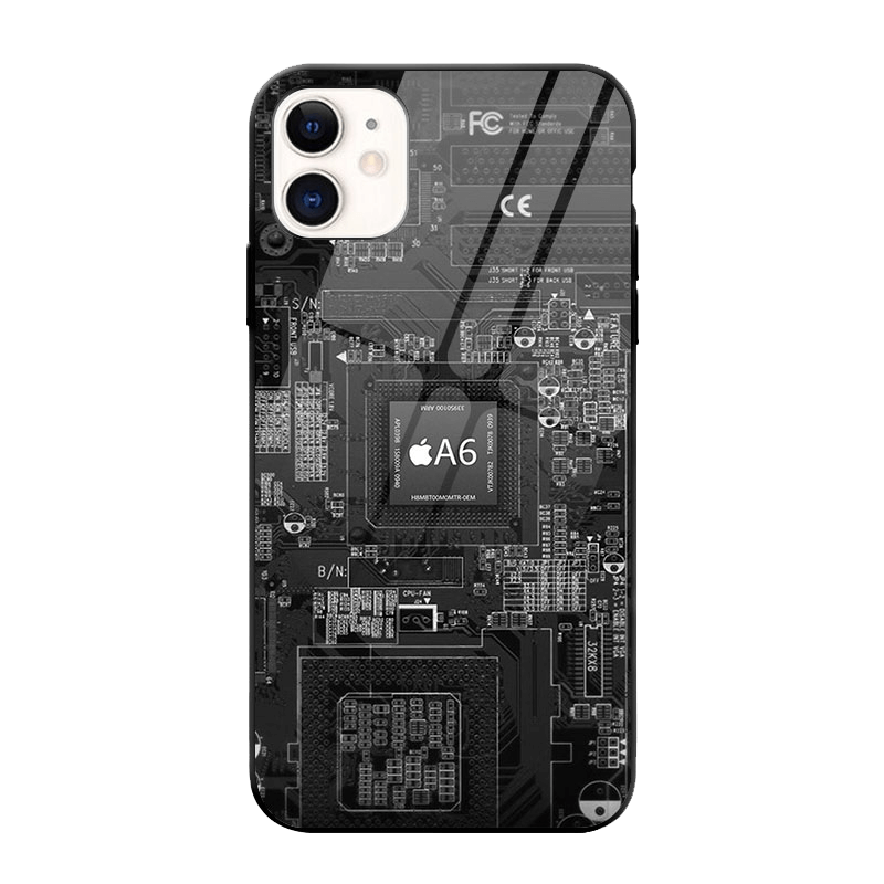 CPU iPhone Case