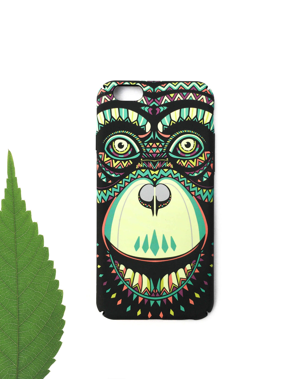 Monkey iPhone Case (Glow in the Dark) - Cloud Accessories, LLC