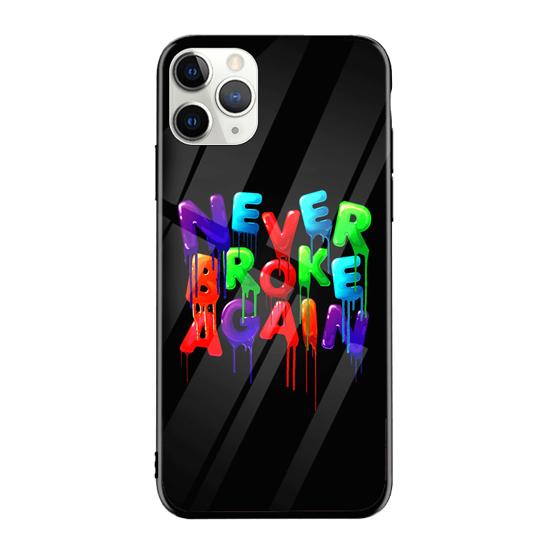 Never Broke Again iPhone Case