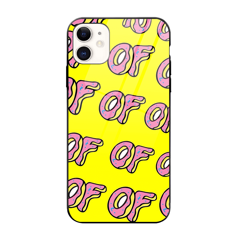 OF Donuts iPhone Case