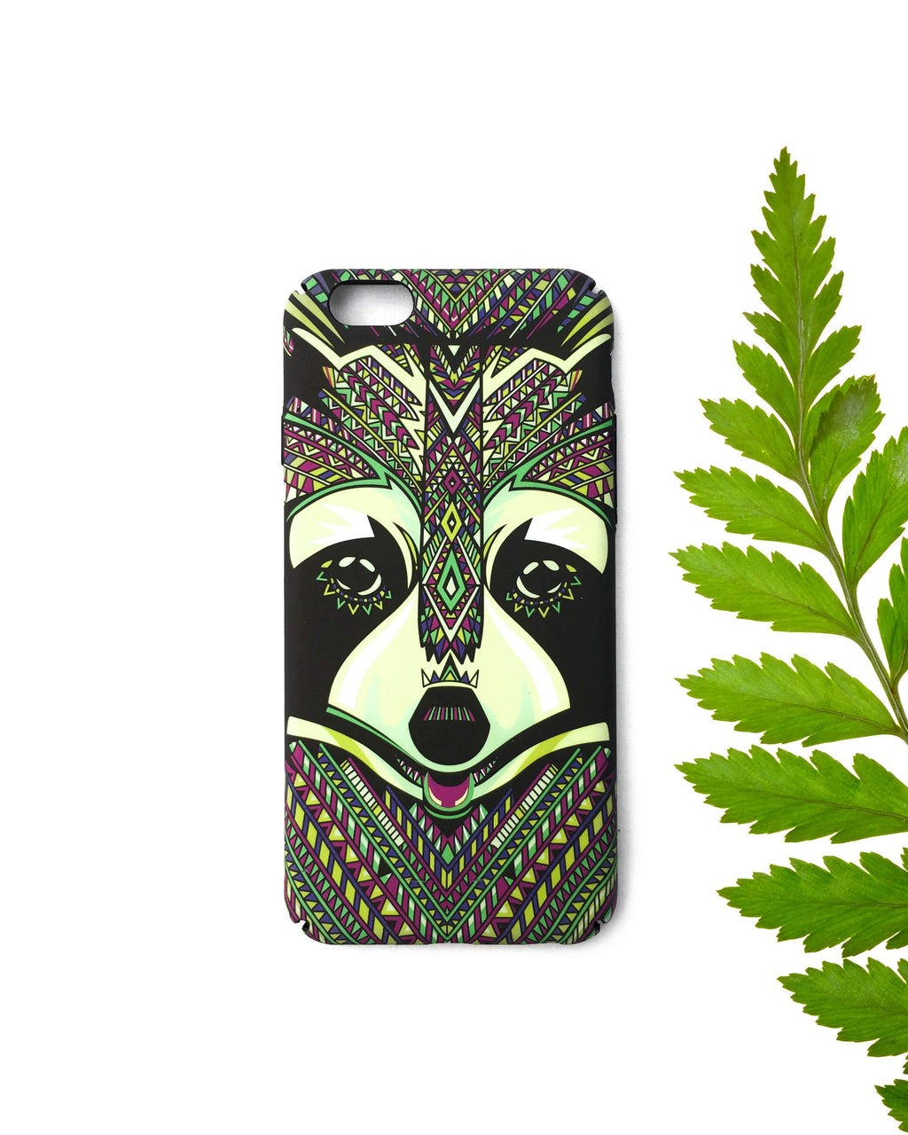 Raccoon Phone Case (Glows in the Dark) - Cloud Accessories, LLC