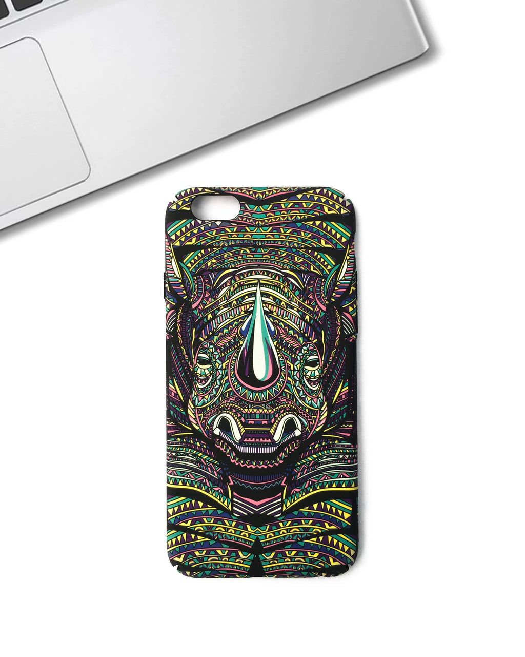 Rhino Phone Case (Glows in the Dark) - Cloud Accessories, LLC