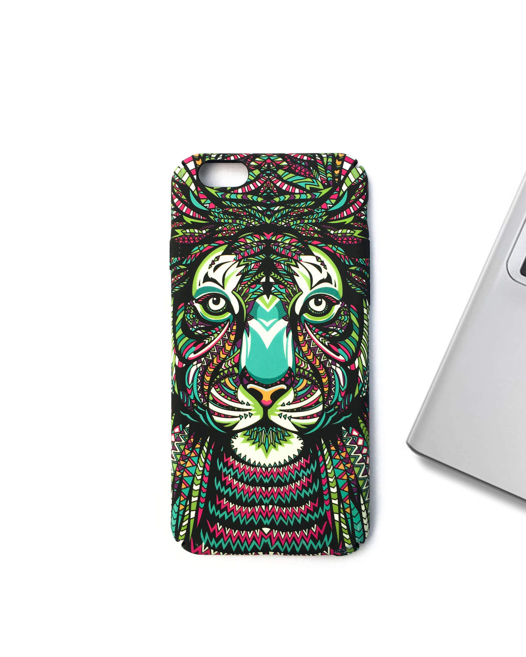 Tiger Phone Case (Glows in the Dark) - Cloud Accessories, LLC
