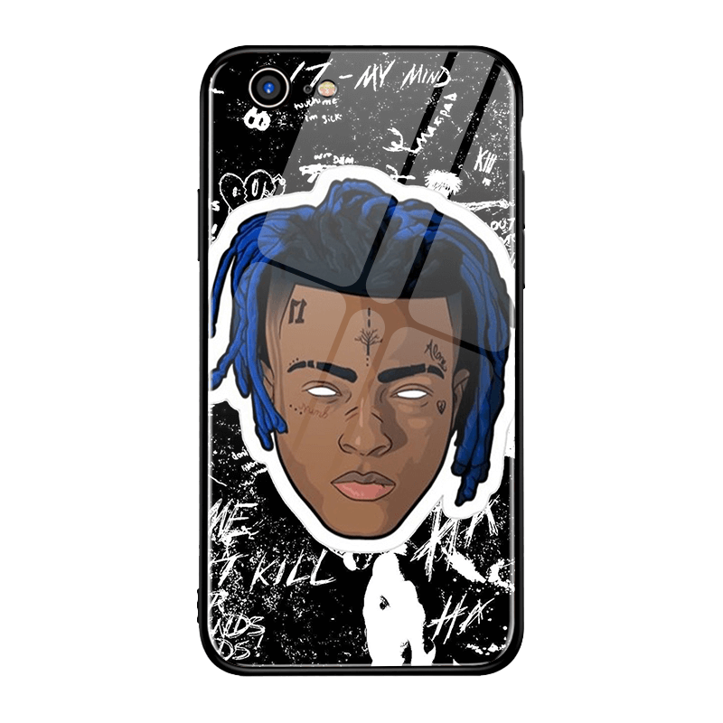 XXX Tentacion iPhone Case