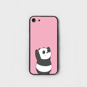 Pink Panda iPhone Case - Cloud Accessories, LLC