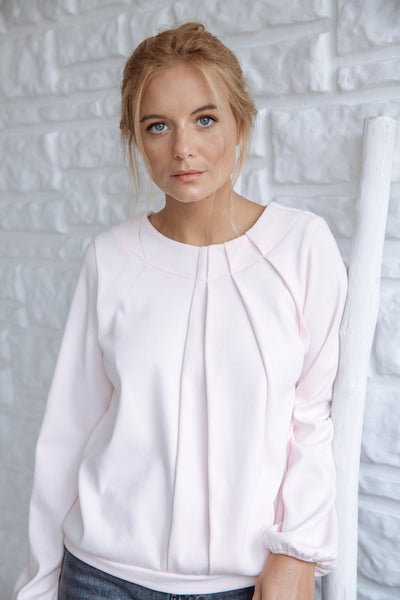 Will Sweater Pale Pink