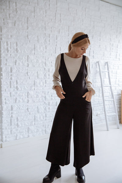 Feeling Jumpsuit Black