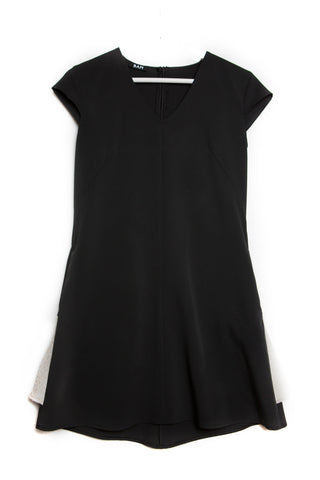 Dress Folho black