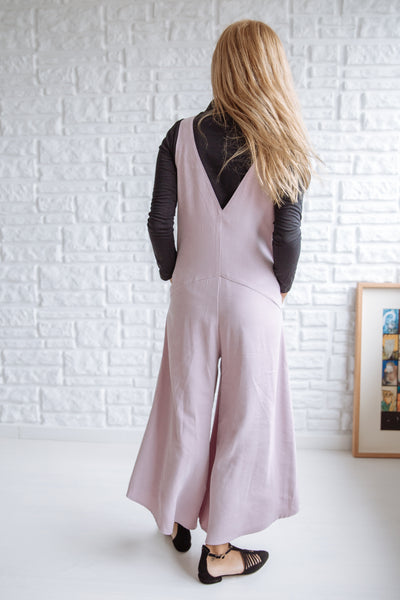 Feeling Jumpsuit Lilac