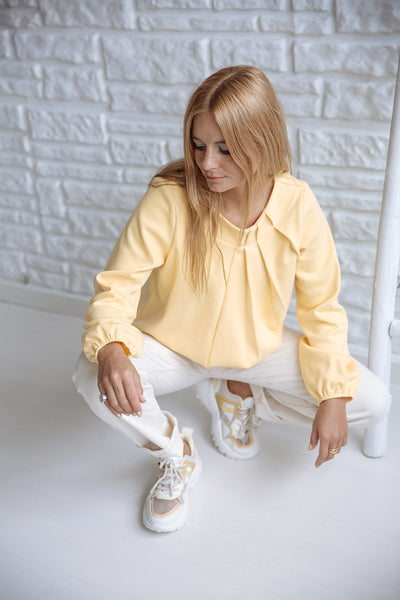 Will Sweater Yellow