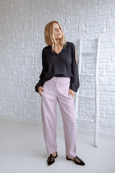 Dare Trousers Lilac