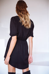 Double Dress Black